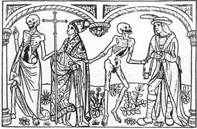 Edad Media, miedo y peste