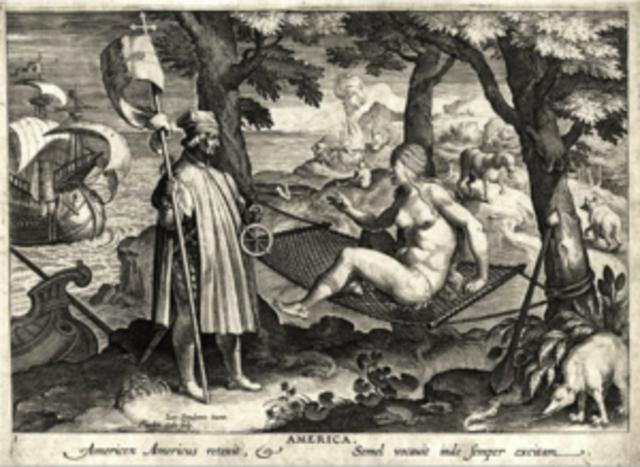 Extrapolación de la Edad Media a la América