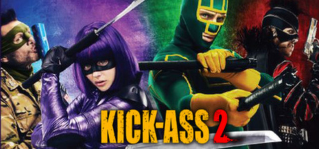 KICK ASS 2 TERCERA PELÍCULA FAVORITA