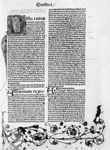 La ley natural de Tomás de Aquino