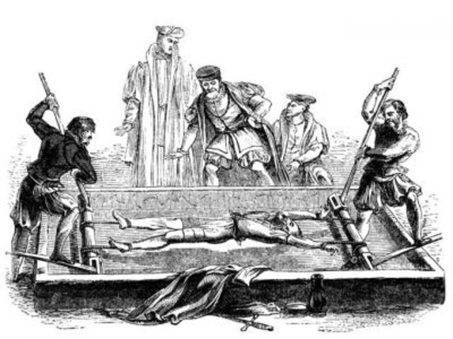 Vigilancia e Inquisición