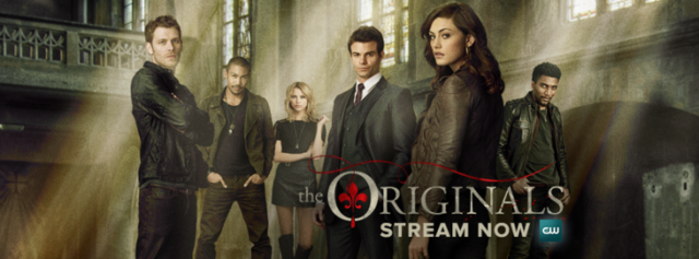 THE ORIGINALS MI QUINTA SERIE FAVORITA