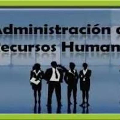 línea de tiempo con la evolución de la administración de recursos humanos timeline