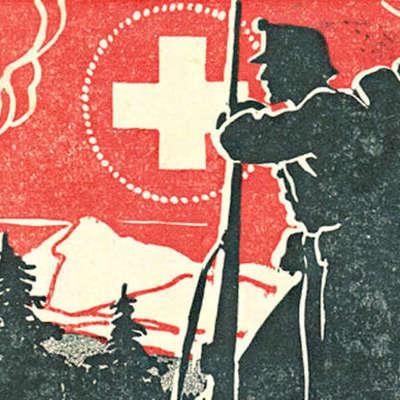 Die Schweiz zur Zeit der Weltkriege timeline