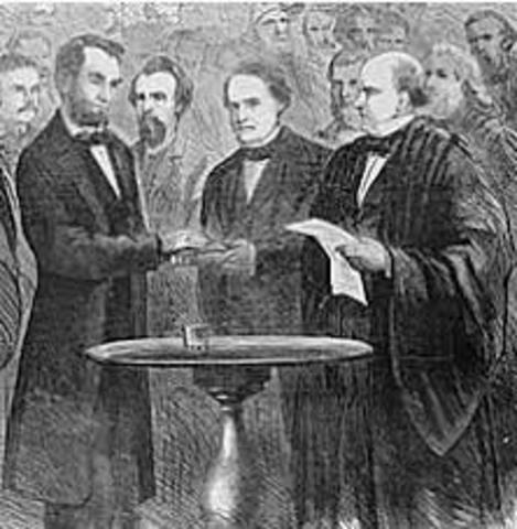 Lincoln's 2nd inaugural address