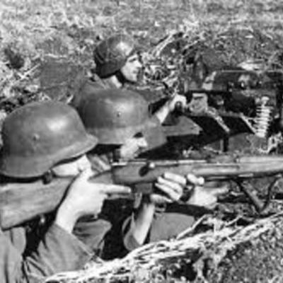 A II. világháború egyes főbb eseményei timeline