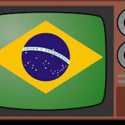 Surgimento das emissoras de televisão no Brasil e a evolução das programações. timeline