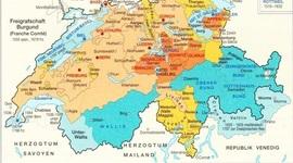 Schweizer Geschichte 1798 - 1914 timeline