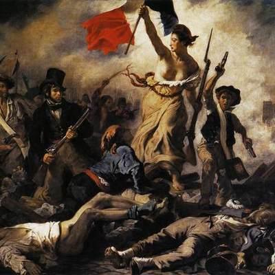 Den franske revolution timeline