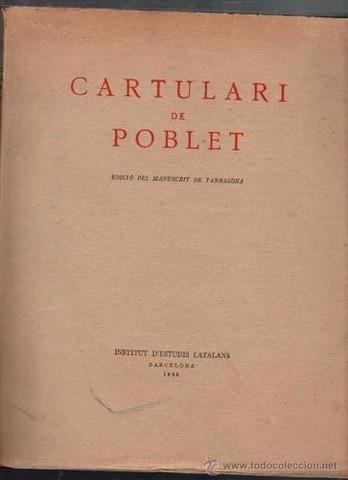 """""""Cartulari"""" libro mayor se conserva en el archivo de estado de Génova."""