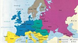 France et Europe depuis 1945 (XXe siècle) timeline