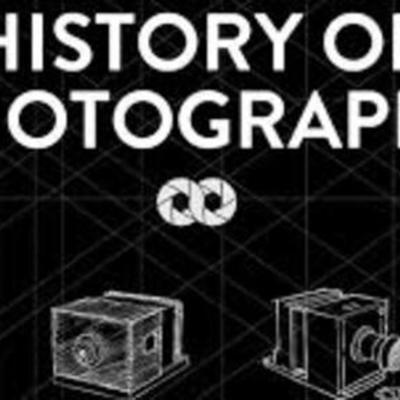 La historia de la fotografia timeline