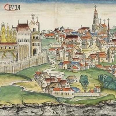 Az egyetemes középkori történelem legfontosabb évszámai timeline