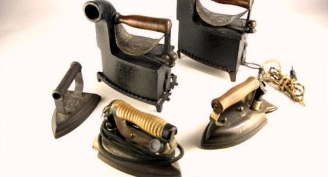 Primeros objetos t cnicos que creo el hombre timeline - Planchas industriales para ropa ...