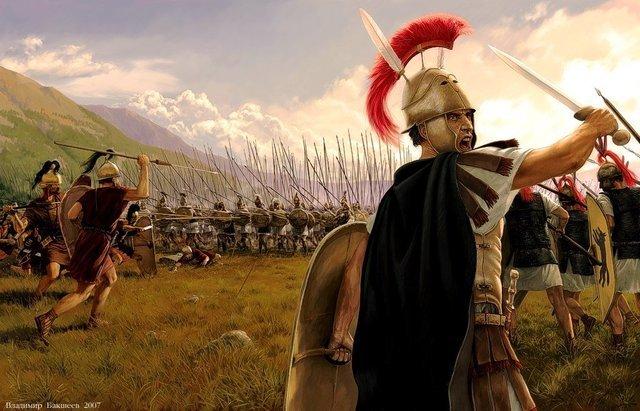Primera guerra macedonica