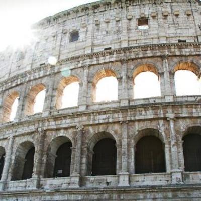 Romeriget 753 f.Kr.-1453 timeline