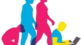 Marcos históricos da Educação a Distância timeline