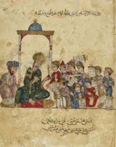 Se construye la Casa de la sabiduría en Bagdad.