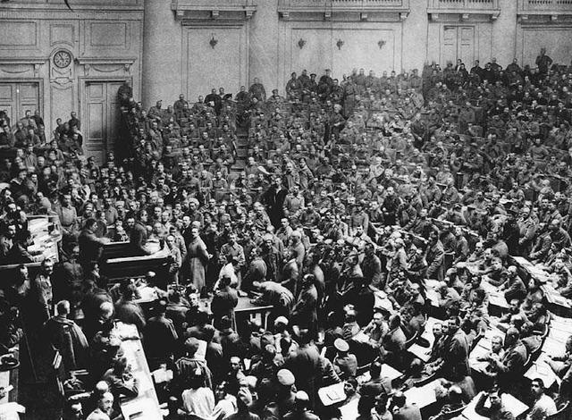 La Revolución Rusa y Comunismo.