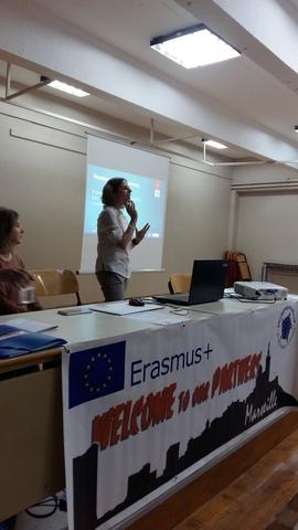 Ημερίδα διάχυσης των Προγραμμάτων Erasmus+ KA1 και ΚΑ2