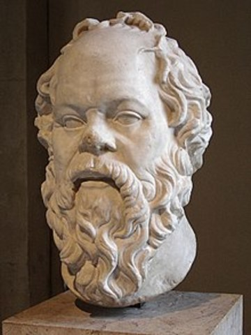 399 BCE - Muerte de Sócrates