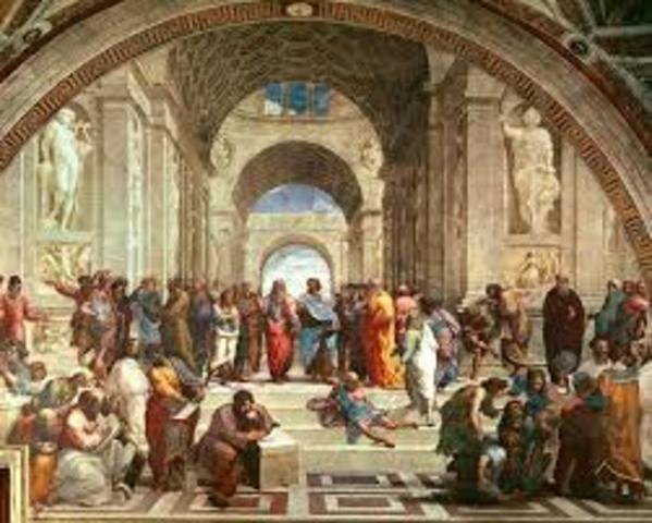 1453 - Inicio de la Época Moderna