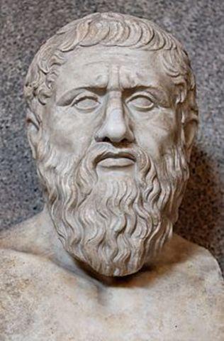 427 BCE - Platón
