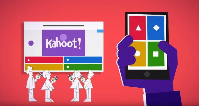 Διαδικτυακό παιχνίδι Kahoot με τους εταίρους μας