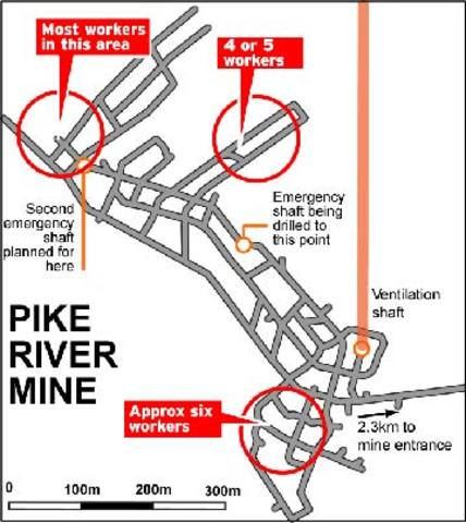 Pike River Mine Explosion (national)