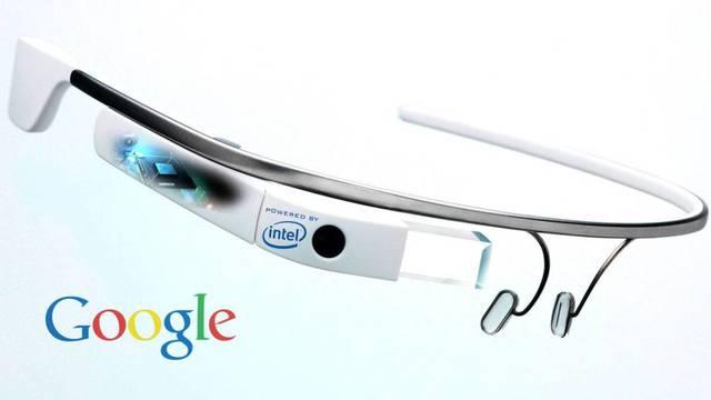 Lanzamiento de Google Glass