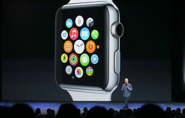 Lanzamiento Apple Watch