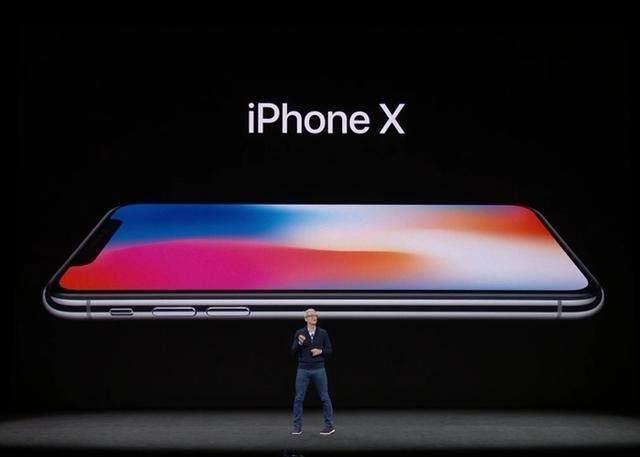 Se presenta Iphone X