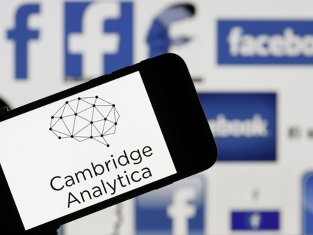 Escandalo de Cambrige Analytica y Facebook