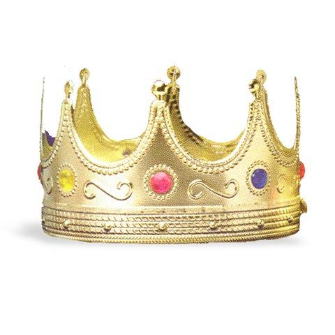 He became King