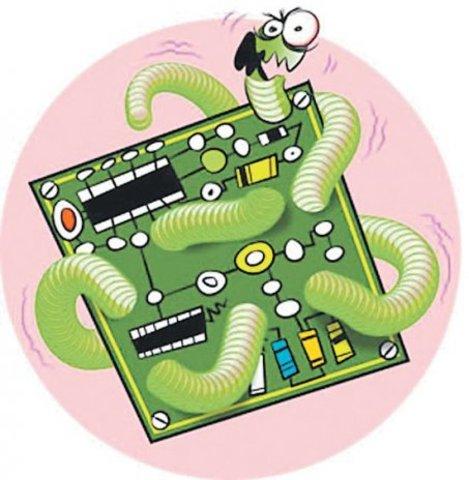 Gusano informático