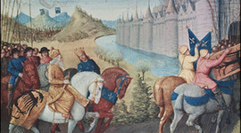 The foundation of new states and the Second Crusade, c1099–1149 timeline