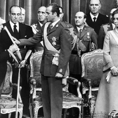ESPAÑA 1939-ACTUALIDAD. timeline