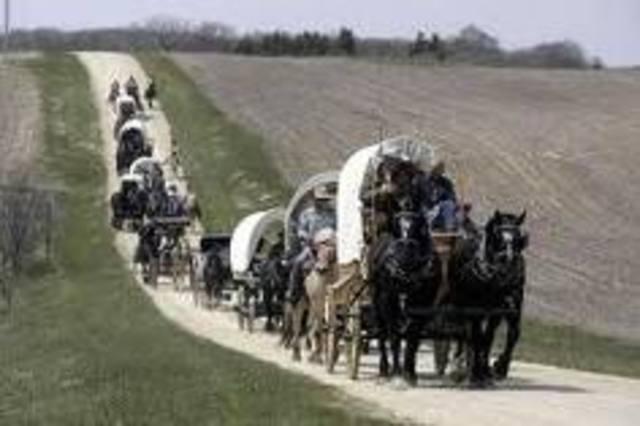 Wagon Trail