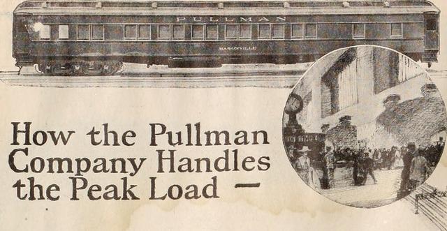 Railroad Commission of Texas v. Pullman Company