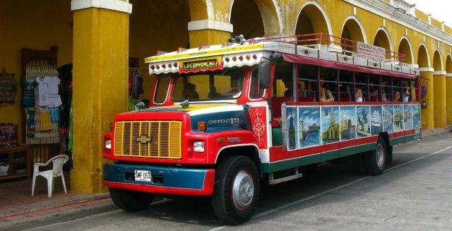 CHIVA- TRANSPORTE CARRETERO