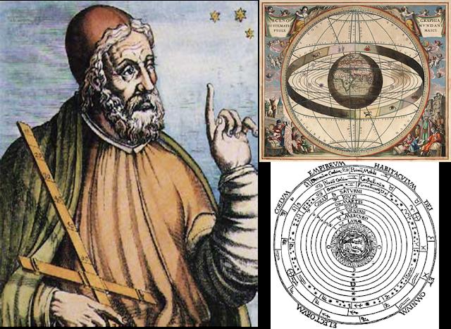 teoria de la luz de Claudio Ptolomeo