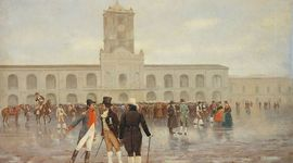 Historia Argentina 1806-1820 timeline