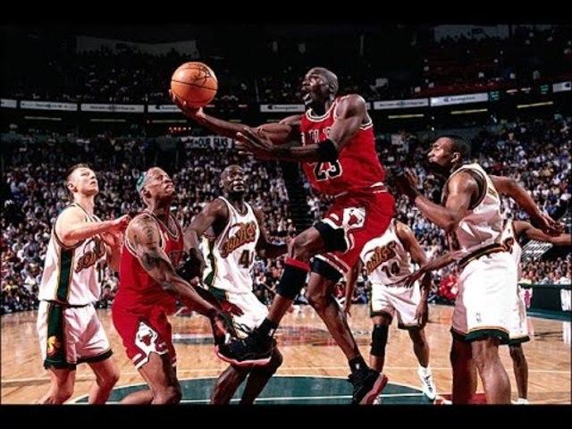 1996 NBA Champions