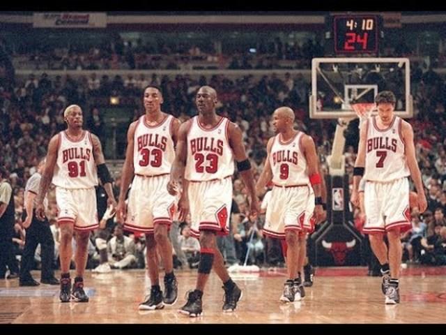 1998 NBA Champions