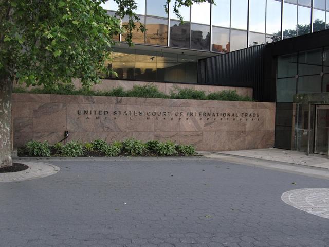 U.S. Court of International Trade
