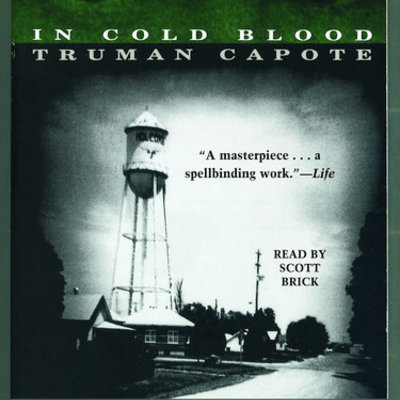 In Cold Blood, by Truman Capote timeline