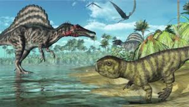 Periodo Jurasico