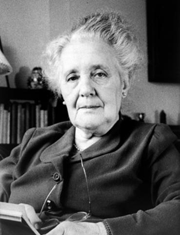 Melani Klein - Nacimiento