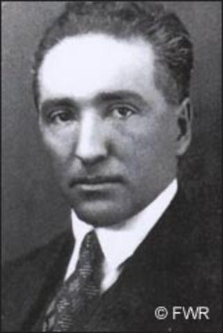 Wilhelm Reich - Nacimiento