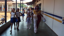 Escola Vila Uniao timeline